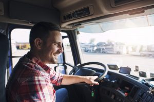 Relaxing Remedies for Truckers on the Job